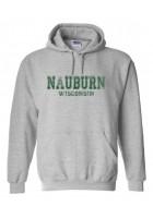 Nauburn Hoodie - Athletic Design in green