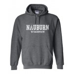 Nauburn Hoodie - Athletic Design in white