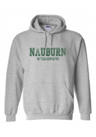 Nauburn Hoodie - Athletic Design in green