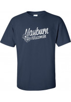 Nauburn T-shirt - Daisy in White