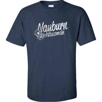 Nauburn T-shirt - Daisy in White